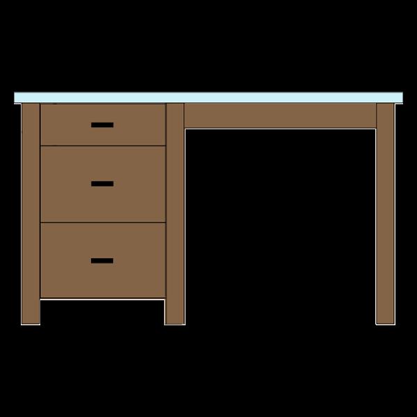 Triple Drawer